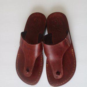 CAMEL Flip Flops Burgund -Brown Size-9 (39) Item I